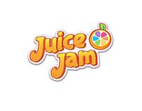 UX/UI design for mobile game - Juice Jam