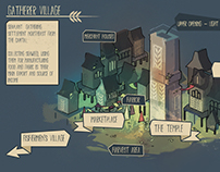 Visual Design Project - Gatherer Village