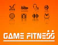 (Concept App) Game Fitness