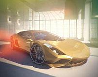 Super M - Concept Car