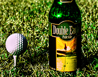 Double Eagle Pale Ale Branding