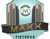 Maxx Pinturas - Logo Creation Process