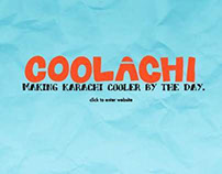 Coolachi: An interactive website for kids