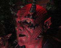 The Devils Attic Website: Webmaster & Designer