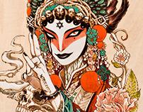 Black Chinese Opera