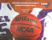 Grand Canyon University- Women's Basketball Media Guide