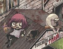 Toucherland of Terror