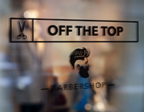 OFF THE TOP - Logo Creation