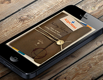 iPhone App for Acqua Panna