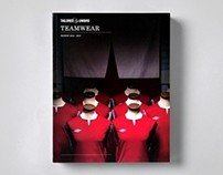 Umbro Teamwear Brochure