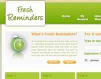 Fresh Reminders