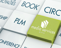 Media Services Group - Branding
