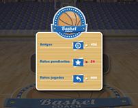 Game: Basket Coach