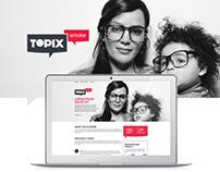Topix Brand Identity