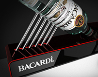 Bacardi Superior Display