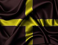 Праславянские флаг и герб