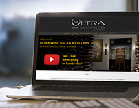 Ultra Wine Racks : Website