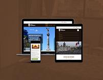 Hotel Excalibur | Identity + Website +