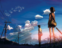 5 Centimeters Per Second - Professional