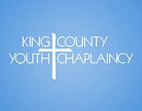 KCYDC - Youth Chaplaincy Logo and Branding