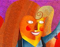 Ilustraciones Metro Matemáticas