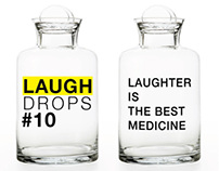 Laugh drops package