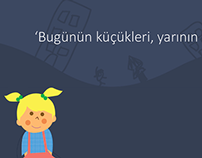 Söz Küçüğün - Website for children rights