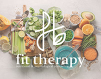 Fit Therapy Branding