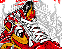 sneaker (indonesian myth) culture