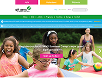 Girl Scouts of WNY | Website