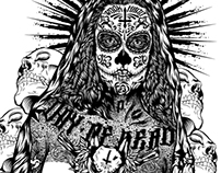 DAY OF THE DEAD : IMI CLOTHING