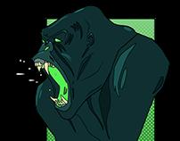 Gorilla Graphic