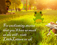 Little letters ad 2