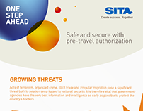 SITA -One Step Ahead Infographic