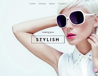 "Website ""Oshin"" - ETIC Project"