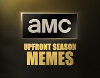 AMC Upfront Memes