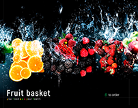 "Fruit Basket ""FruiTime"""