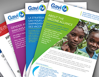 Graphic Works – GAVI The Vaccine Alliance