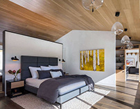 Modern Cabin by HMH Architecture + Interiors