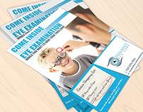 Eye Examination Flyer Design (Client Work)