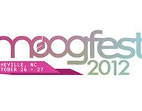 Moogfest 2012 Website