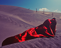 La capa roja