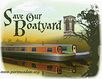 Save Our Boatyard poster