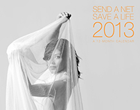Send a Net, Save a Life 2013 Calendar