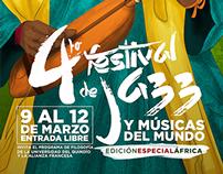 Festival de Jazz  y Músicas del Mundo // África