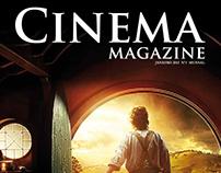 Projecto Editorial - Revista Cinema Magazine