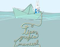 Tipografía ilustrada [Portfolio lettering]
