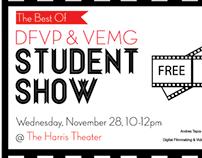 Art Institute Video Student Show