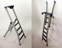 Home Ladder. Ladder Safety