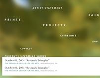 SCOTT GROW: Old Brush Website Design
